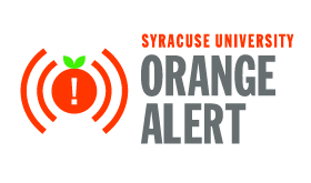 Syracuse University Orange Alert